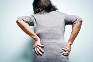 chronic hip pain in women
