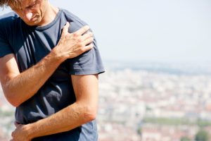 reasons for shoulder pain