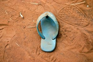 are flip flops bad for your feet
